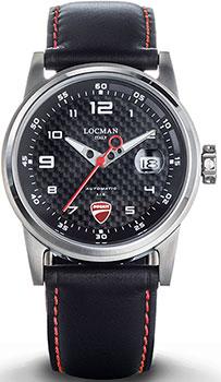 Locman D104A09S-00CBIPKR Ducati Automatic