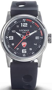 Locman D106A01S-00BKRSIK Ducati
