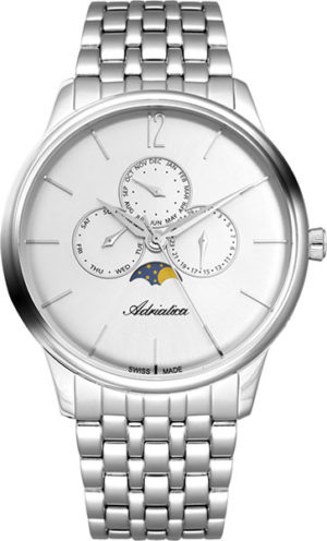 Adriatica A8269.5153QF Moonphase for him